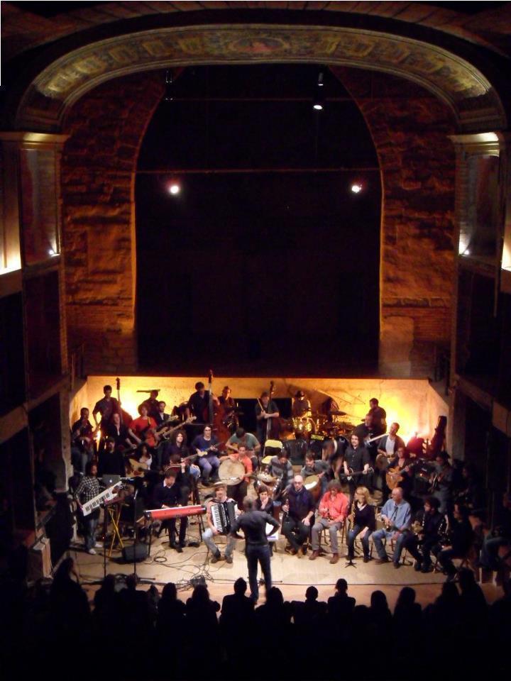Conducting OLGA @ Teatro Garibaldi