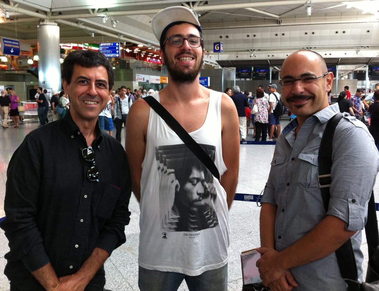 Salvatore Bonafede Trio in Istanbul