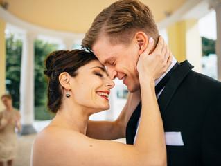 Glamurozna poroka v Rogaški Slatini