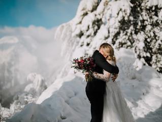 Valentinova poroka v Hotelu Rozka na Krvavcu