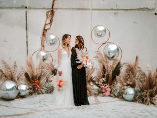 Glamurozna poročna zgodba v Kamnolomu Lipica