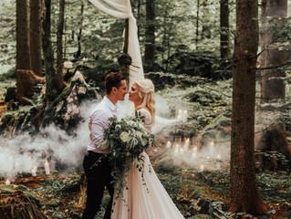 Gozdna poroka v Kranjski Gori