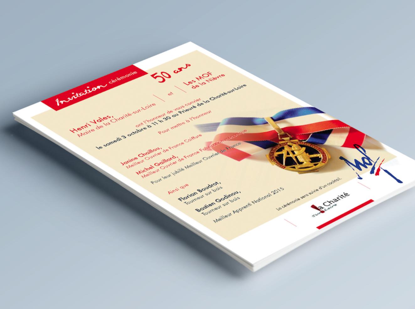 Carton d'invitation, Carte de vœux…