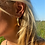 Thumbnail: kendal hoops gold