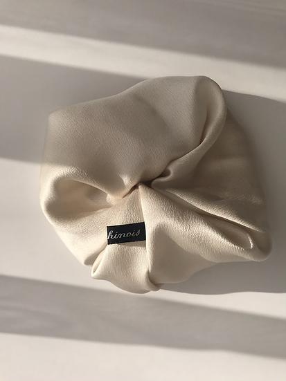 silk scrunchie large