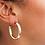 Thumbnail: kendal hoops silver