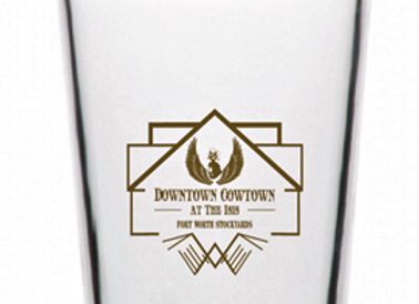 DTCT Beer Glass