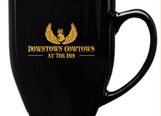 DTCT signature Coffee Mug