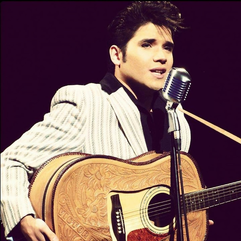 ONE NIGHT WITH THE KING - FEATURING ELVIS TRIBUTE VICTOR TREVINO JR