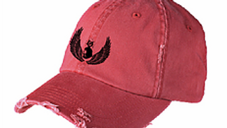 DTCT Baseball Cap (Red or Charcoal)