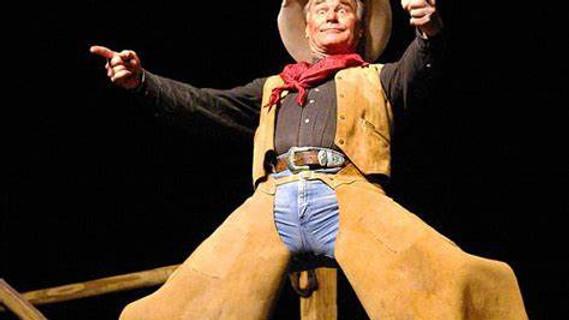 """R.J. Vandygriff's """"The Cowboy Ain't Dead Yet!"""""""