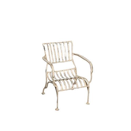 Original Mini Iron Painted Chair - White