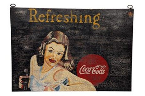 Handcrafted Refreshing Wall Art