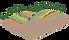 Land Hands logo