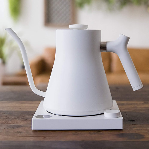 Stagg EKG Electric Pour Over Kettle White