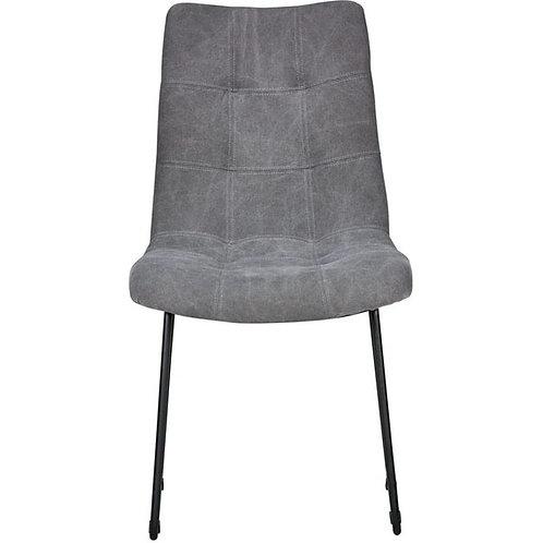 Modern Dining Chairs Smoky Gray