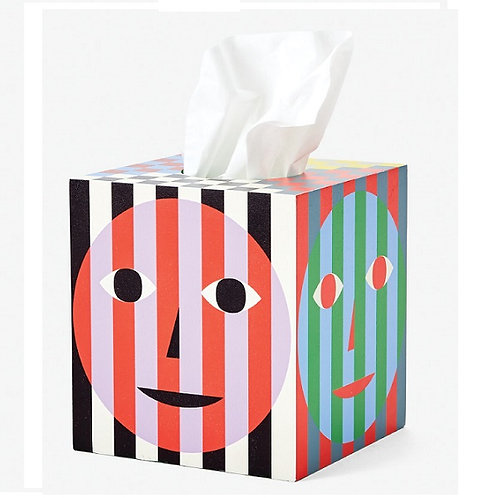 amuse l Shoppeamuse l Character Tissue cover l Areaware Dusen Dusen Everybody Tissue Box