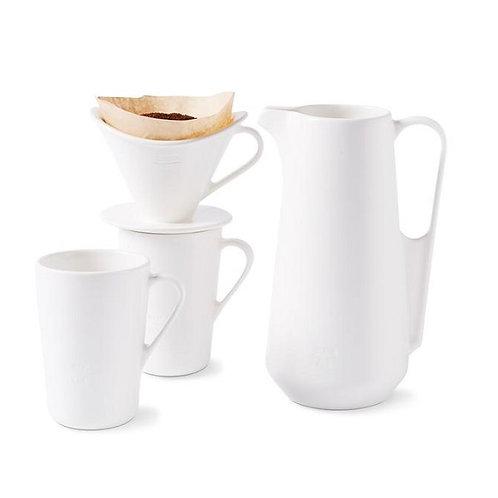 amuse l Shoppeamuse l Magenta Icon  Drip Coffee Set