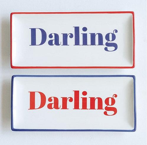 Darling Plate