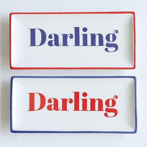 amuse l Shoppeamuse l  Creative Co Op Darling Plate