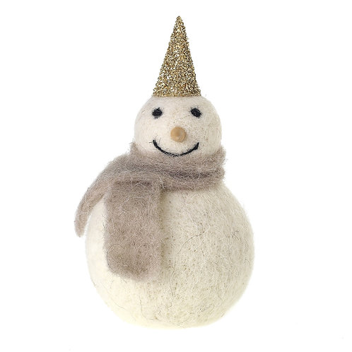 amuse l Shoppeamuse l Accent Decor Felt Frosty