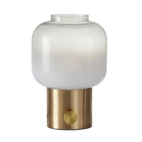 amuse l shoppeamuse l Adessohome Lewis Table Lamp l Adesso l Lighting l Gold l Brass