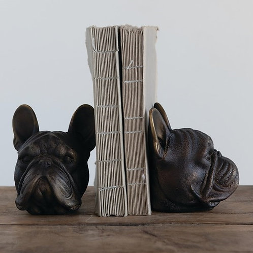 amuse l Shoppeamuse l Creative Co Op Dog Head Bookend