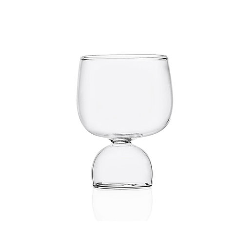 Kokeshi Wine Stemmed Glass