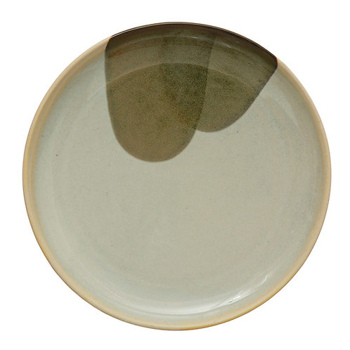 Ink Round Plate