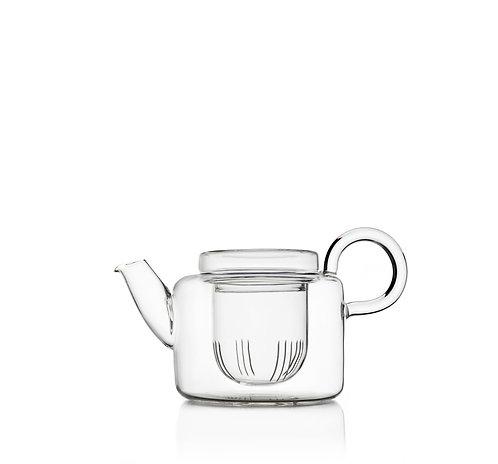 PIUMA Short Teapot With Filter