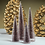 amuse l Shoppeamuse l Zodax Glass Tree with Glitter