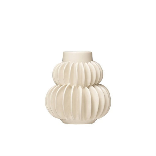 amuse l Shoppeamuse l Bloomingville Handmade Pleated Vase