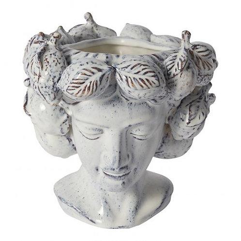 Lady Lemon Vase