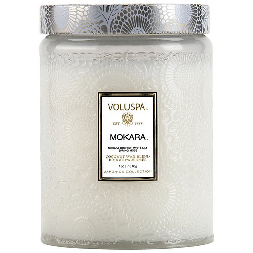 Voluspa Large Jar Candle