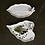 Thumbnail: Decorative Ceramic Leaf Plate with Bird