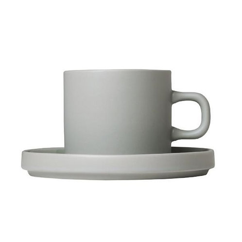 Coffee Cup and Saucer Set