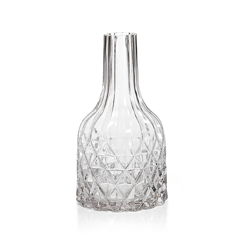 amuse l Shoppeamuse l Zodax Alexis Molded Glass Vase