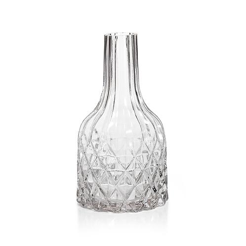 amuse l Shoppeamuse l Zodax Alexis Molded Glass Vase