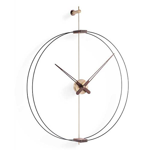 Mini Barcelona G Wall Clock by NOMON