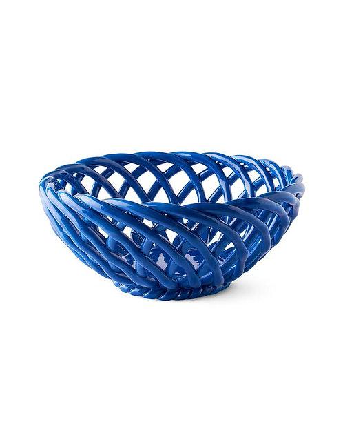 Sicilia Ceramic Large Basket