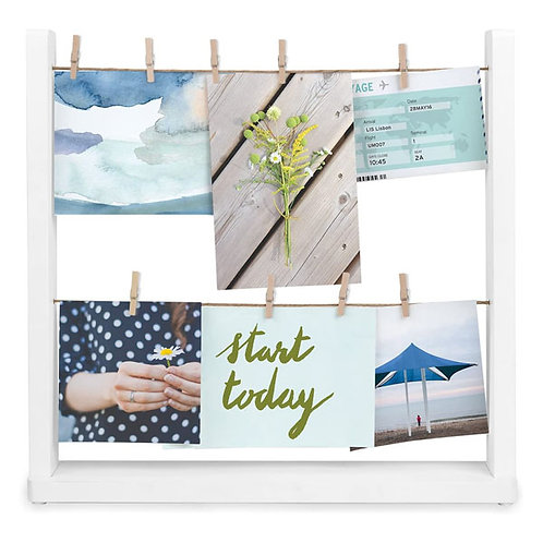Hangit Desk Memo and Picture Frame