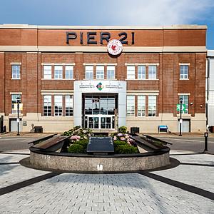 Halifax NS, Pier 21