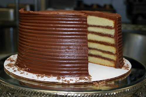 6-Layer Butter Chocolate