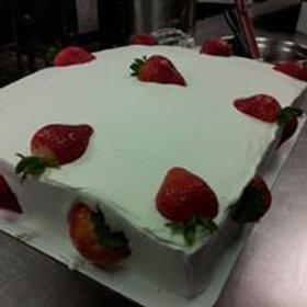 Strawberry Strawberry Whipped Cream Dream