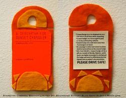 Stareyes Carpooler Badges