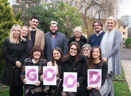 Ofsted gives CFC a double 'Good'