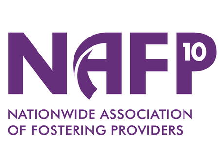 Skyrocket working with NAFP to provide foster training