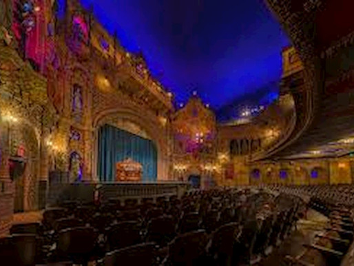 Night at the Haunted Tampa Theatre