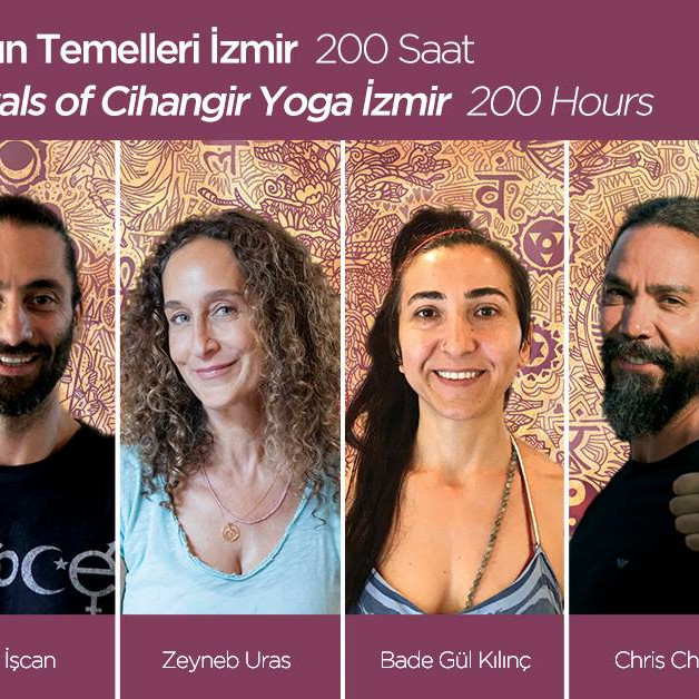 Cihangir Yoga'nın Temelleri İzmir/ Fundamentals of CY İzmir