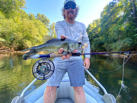 Fishing Report July 28th